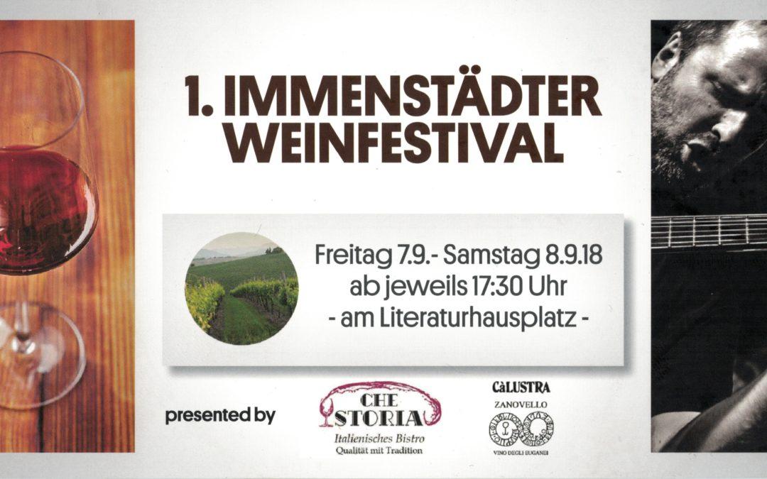 1. Immenstädter Weinfestival