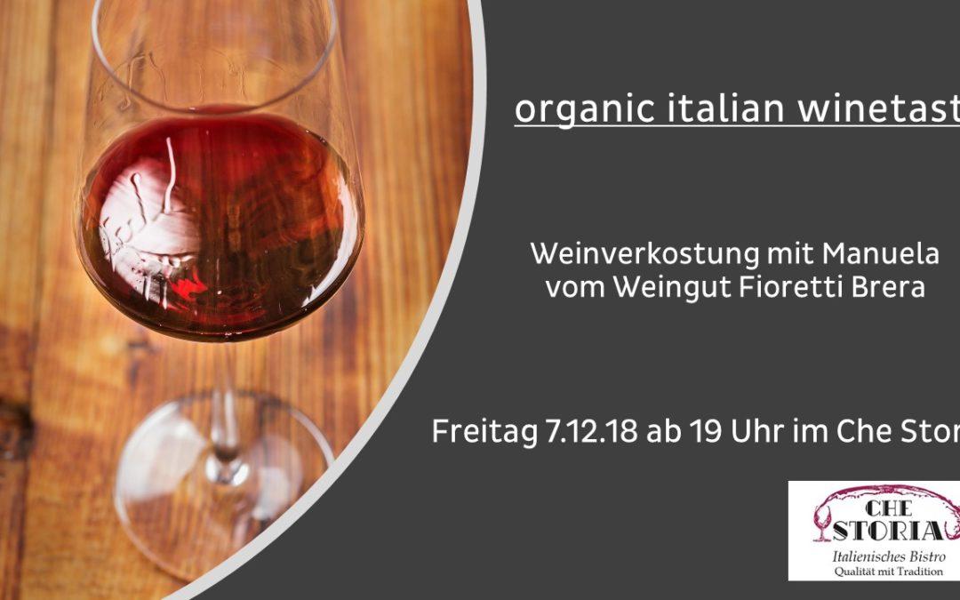Weinverkostung 7.12.2018 um 19 Uhr